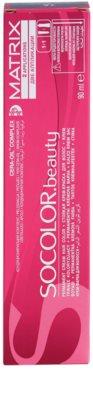 Matrix Socolor Beauty tinte de pelo nutritivo 2