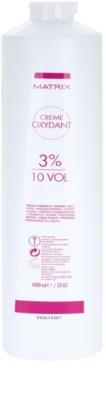Matrix Socolor Beauty Emulsão ativadora 3% 10 vol.
