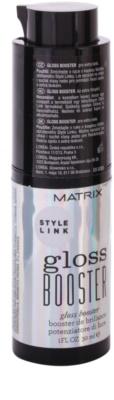 Matrix Style Link Boost oblikovalni gel za sijaj 1