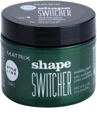 Matrix Style Link Play pasta modeladora fixação forte