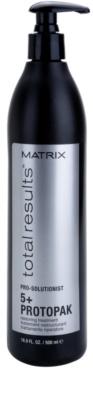 Matrix Total Results Pro Solutionist erneuernde Pflege für beschädigtes, chemisch behandeltes Haar