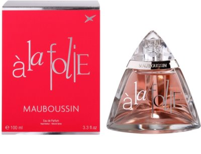 Mauboussin A la Folie Eau de Parfum für Damen
