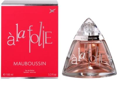 Mauboussin A la Folie Eau de Parfum para mulheres