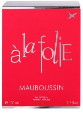 Mauboussin A la Folie Eau de Parfum für Damen 4