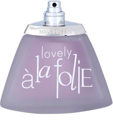 Mauboussin Lovely A la Folie eau de parfum teszter nőknek