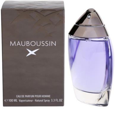 Mauboussin Mauboussin Homme parfémovaná voda pro muže
