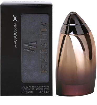 Mauboussin M Generation Eau de Parfum para homens
