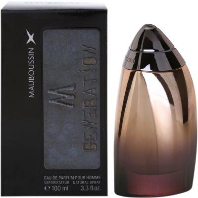 Mauboussin M Generation парфумована вода для чоловіків