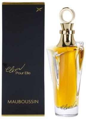 Mauboussin Mauboussin Elixir Pour Elle eau de parfum nőknek