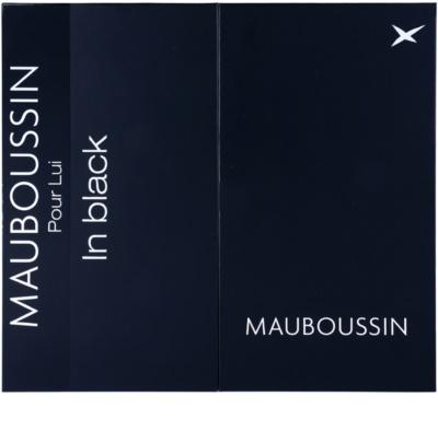 Mauboussin Mauboussin Pour Lui in Black set cadou 6