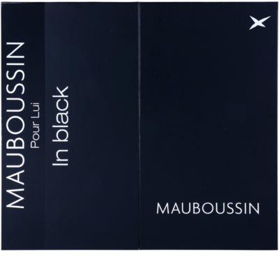 Mauboussin Mauboussin Pour Lui in Black подаръчен комплект 6