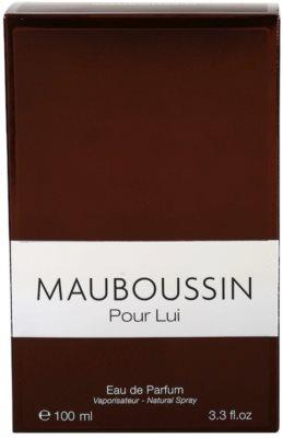 Mauboussin Pour Lui Eau de Parfum para homens 4
