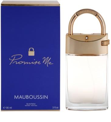 Mauboussin Promise Me eau de parfum nőknek