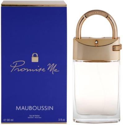 Mauboussin Promise Me Eau de Parfum para mulheres