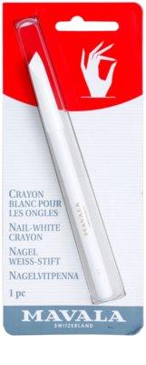 Mavala Accesories lápiz de uñas blanqueador