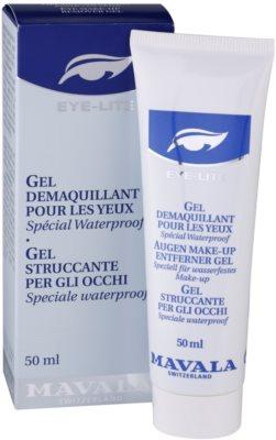 Mavala Eye Lite odstranjevalec vodoodpornih ličil za oči 2