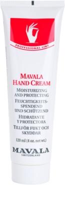 Mavala Hand Care crema para masaje para manos