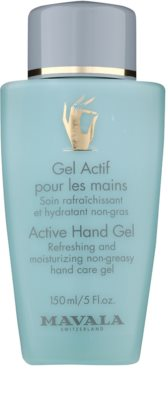 Mavala Hand Care gel refrescante para manos