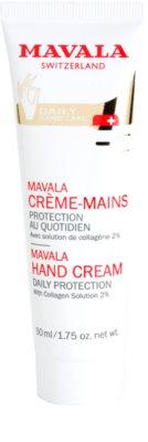 Mavala Hand Care hidratant si pentru protectie solara de maini