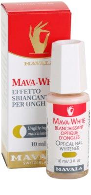 Mavala Mava-White lak za beljenje nohtov 1