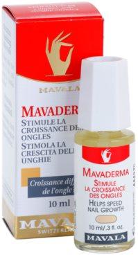 Mavala Mavaderma cuidado para el crecimiento de las uñas 1