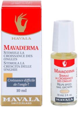 Mavala Mavaderma cuidado para el crecimiento de las uñas 2