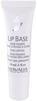 Mavala Mavalia Lip Base baza pentru machiaj pe/pentru buze