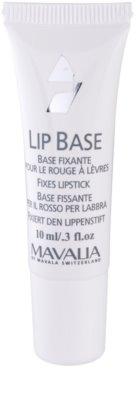 Mavala Mavalia Lip Base prebase de maquillaje para labios