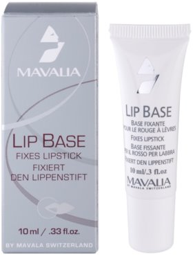 Mavala Mavalia Lip Base Make-up-Grundlage für Lippen 1