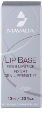 Mavala Mavalia Lip Base Make-up-Grundlage für Lippen 2