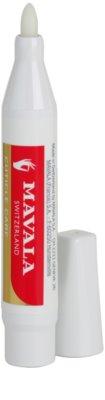 Mavala Nail Care espátula para cutículas de uñas  en forma de pluma aplicadora