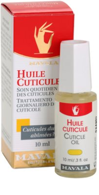 Mavala Nail Care Öl für Nagelhaut 1