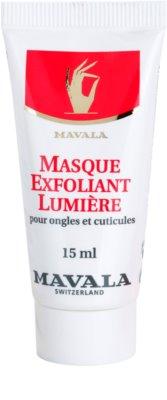 Mavala Nail Care élénkítő maszk a körmökre és a körömbőrre