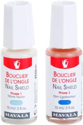 Mavala Nail Shield formula bifazica pentru intarirea unghiilor
