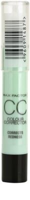 Max Factor CC Colour Corrector Abdeckstift gegen die Unvollkommenheiten der Haut