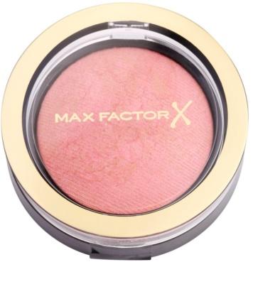 Max Factor Creme Puff púderes arcpír