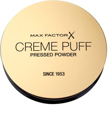 Max Factor Creme Puff polvos para todo tipo de pieles