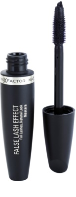 Max Factor False Lash Effect máscara de pestañas para volumen y separación entre pestañas
