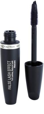 Max Factor False Lash Effect máscara para volume e separação de pestanas