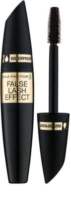 Max Factor False Lash Effect Wasserfester Mascara für mehr Volumen und die Teilung der Wimpern