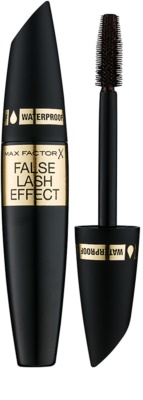 Max Factor False Lash Effect водоустойчива спирала  за обем и отделяне на мигли