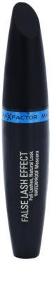 Max Factor False Lash Effect водоустойчива спирала  за обем и отделяне на мигли 1