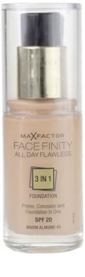 Max Factor Facefinity maquillaje 3 en 1