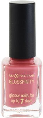Max Factor Glossfinity esmalte de uñas