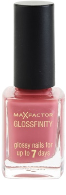 Max Factor Glossfinity körömlakk