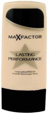 Max Factor Lasting Performance base líquida duradoura