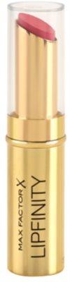 Max Factor Lipfinity langanhaltender Lippenstift mit feuchtigkeitsspendender Wirkung 1