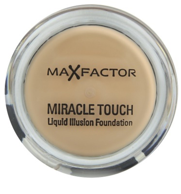 Max Factor Miracle Touch make up pentru toate tipurile de ten