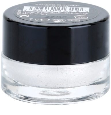 Max Factor Excess Shimmer гелеві тіні для повік