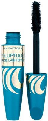 Max Factor Voluptuous mascara din alge pentru volum , rotire si separare